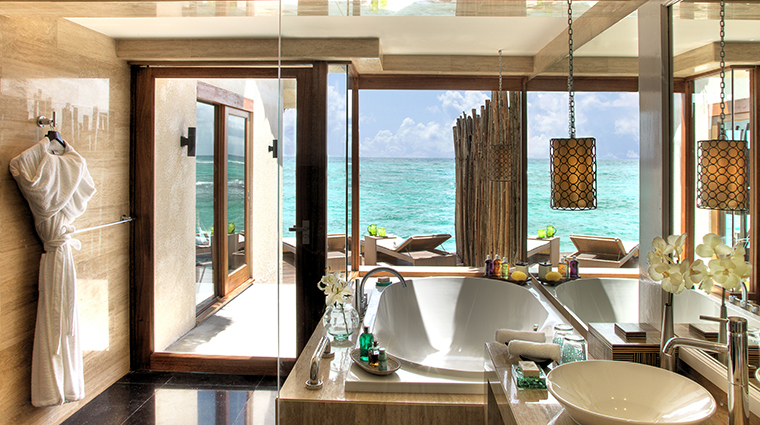 taj coral reef resort spa maldives indulgence water villa