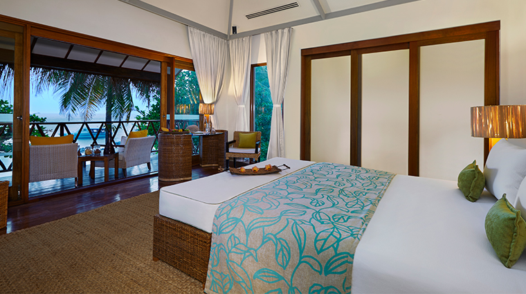 taj coral reef resort spa maldives presidential suite