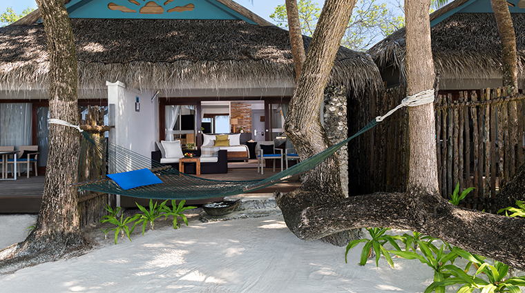 taj coral reef resort spa maldives superior beach villa