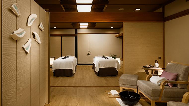 takanawa hanakohro double treatment room