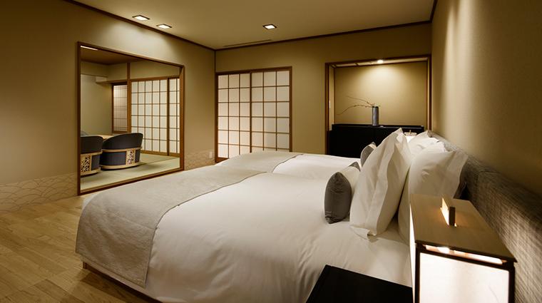 takanawa hanakohro roomC bed