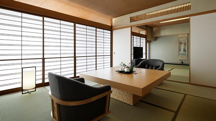 takanawa hanakohro sitting area