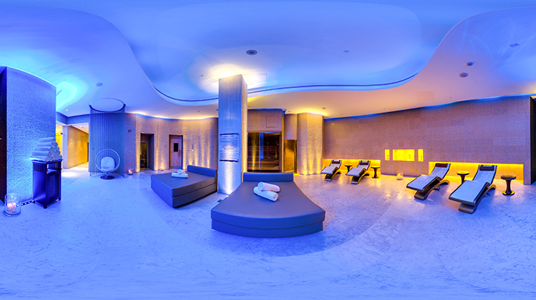 jumeirah messilah beach hotel spa relaxation area