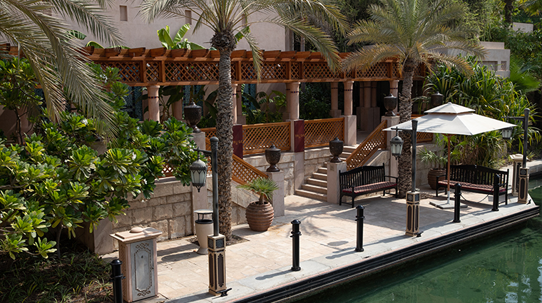 talise spa at madinat jumeirah arrival angle