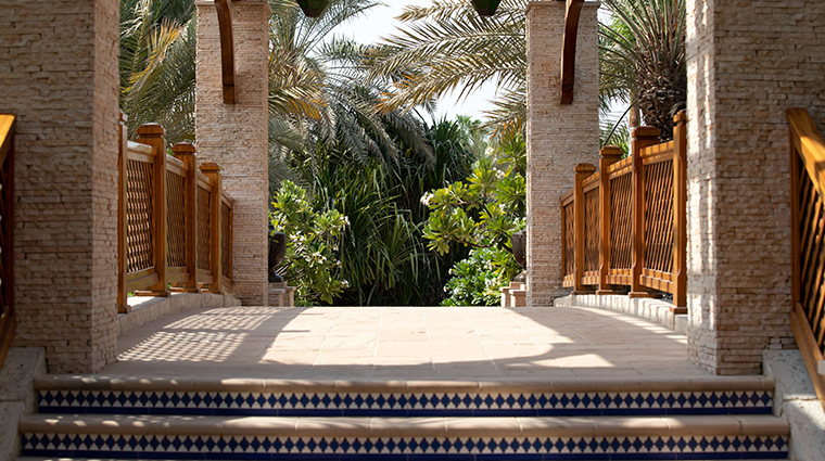 talise spa at madinat jumeirah arrival bridge