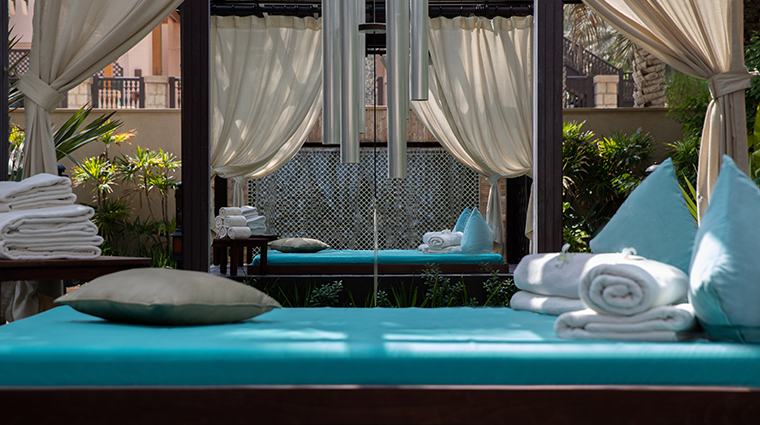 talise spa at madinat jumeirah cabana close