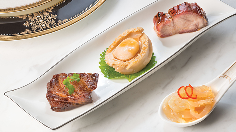 tang court hong kong appetizer