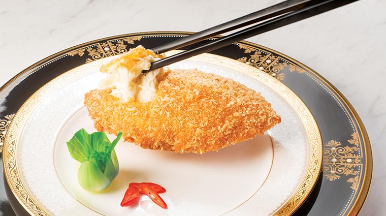 tang court hong kong baked seafood rice