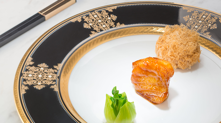 tang court hong kong cod fillet and taro puff