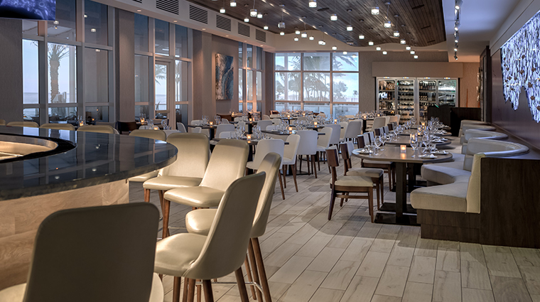 terra mare dining room and bar