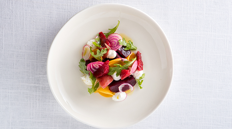 terra mare roasted beet salad
