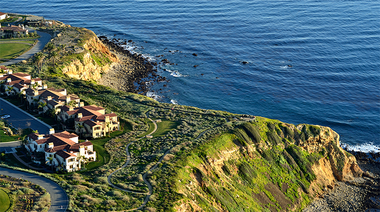 terranea resort casita aerial