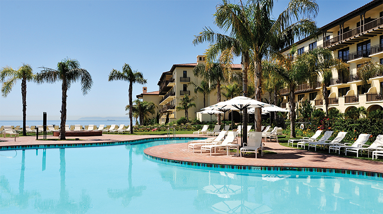 terranea resort pool day