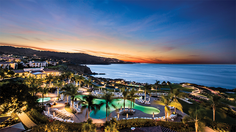 terranea resort pool