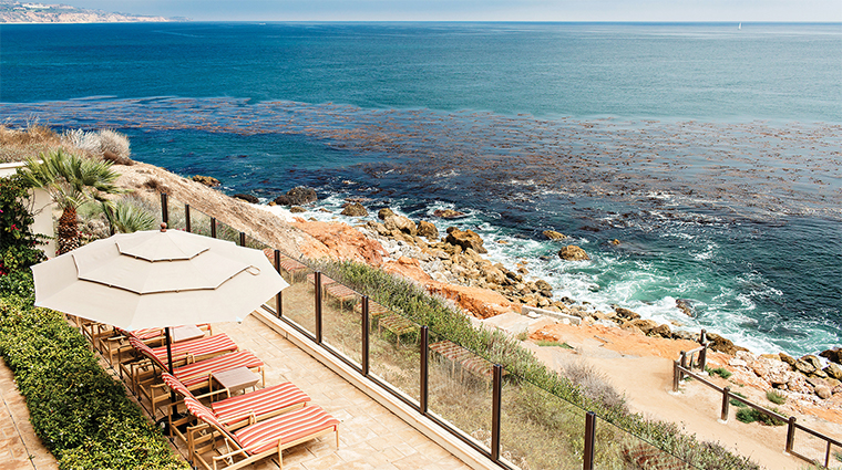 terranea resort spa cliff view