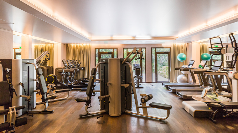 terre blanche fitness