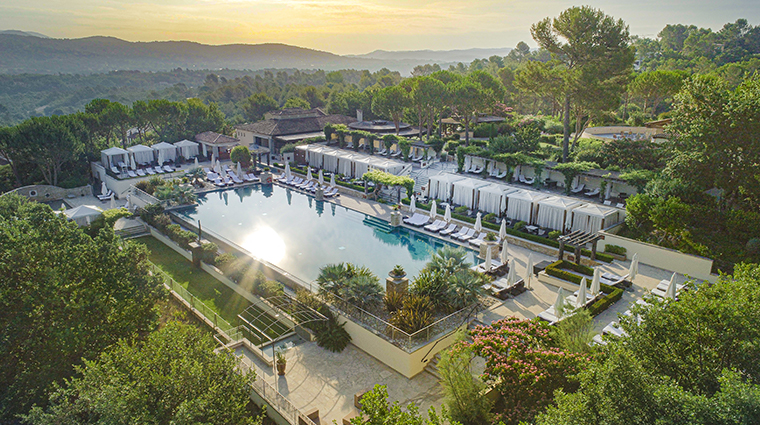 terre blanche pool