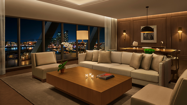 the abu dhabi edition royal penthouse