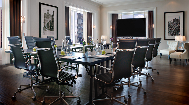 the adelaide hotel toronto conference room