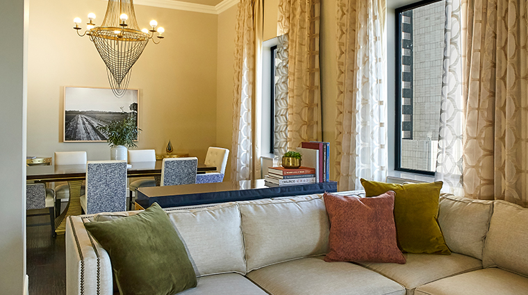 the adolphus hotel presidential suite