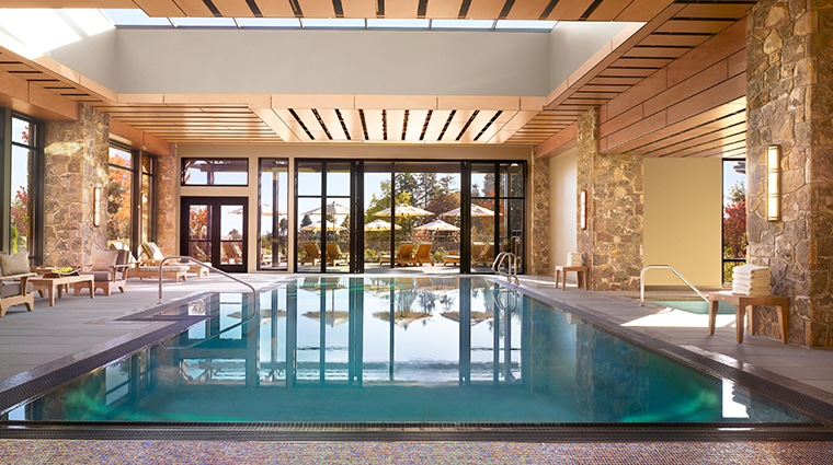 the allison spa pool