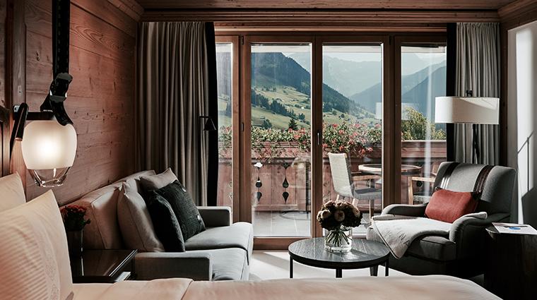alpina gstaad deluxe room