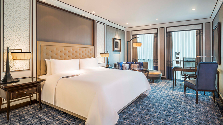 the athenee hotel bangkok Royal Club Room