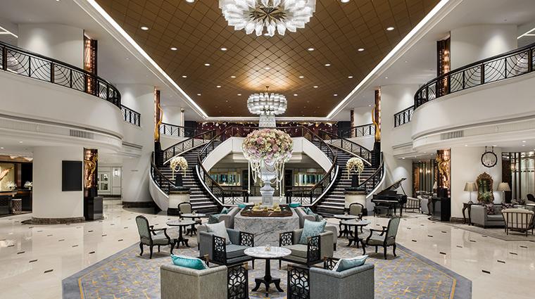 the athenee hotel bangkok lobby