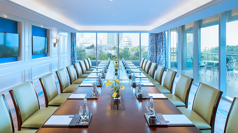 the azure qiantang a luxury collection hotel function room