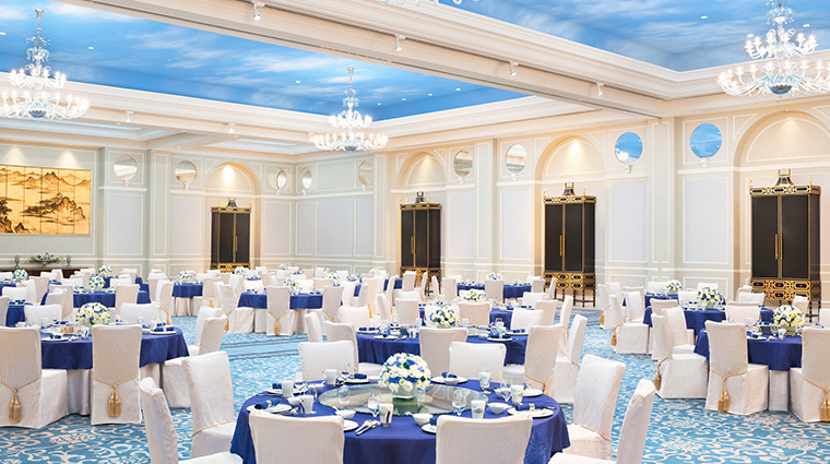 the azure qiantang a luxury collection hotel grand ballroom