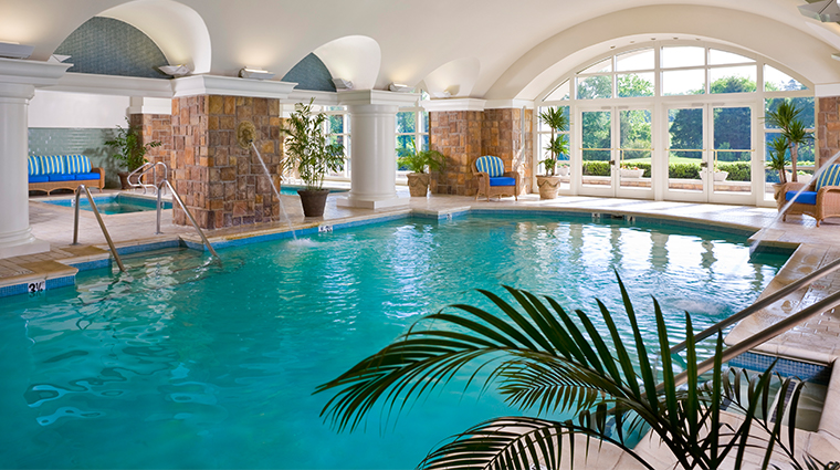 the ballantyne a luxury collection hotel indoor pool