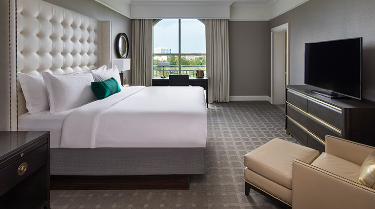 the ballantyne a luxury collection hotel renovated king presidential
