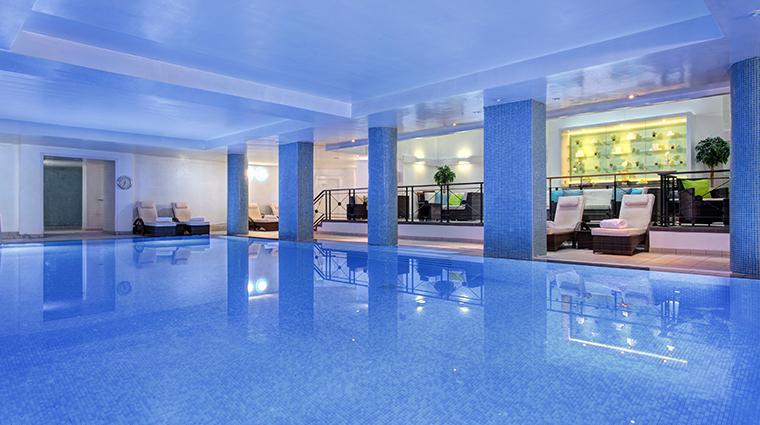 the balmoral a rocco forte hotel The Balmoral Spa Pool