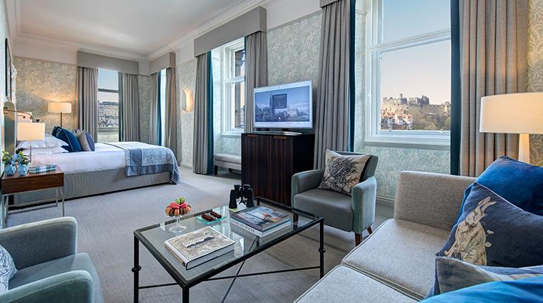 the balmoral a rocco forte hotel junior suite castle view