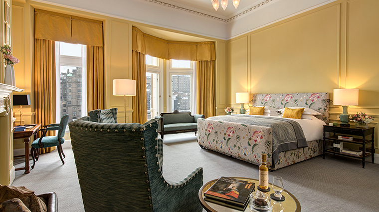 the balmoral a rocco forte hotel scone and crombie