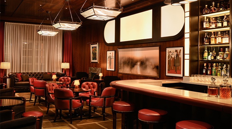 the beaumont Le Magritte Bar new2