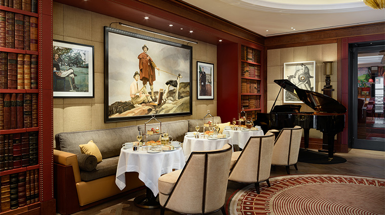 the beaumont gatsbys room afternoon tea new