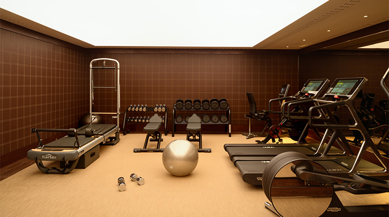 the beaumont spa gym new