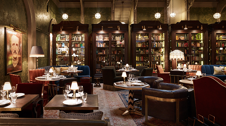 the beekman a thompson hotel bar lounge