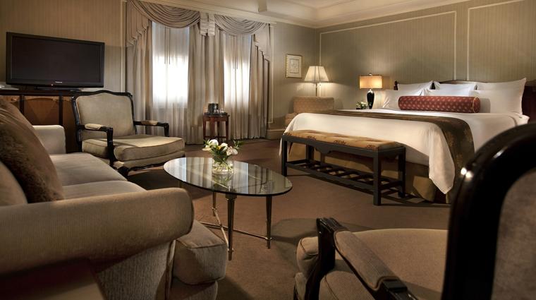 the benson hotel executive junior suite