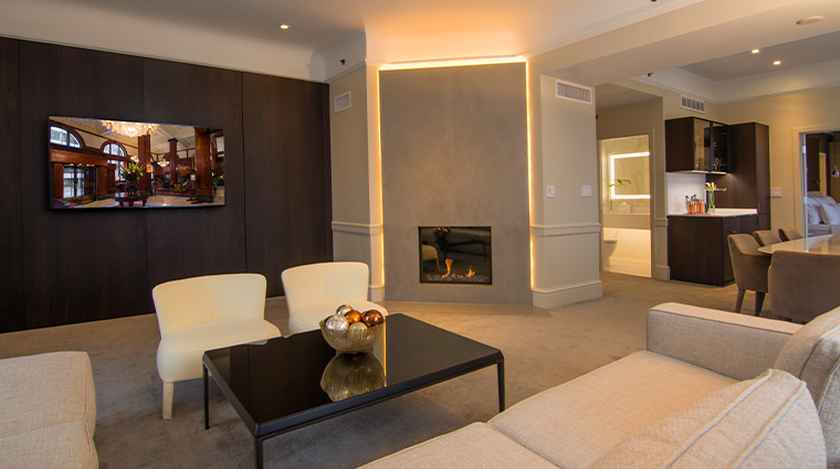 the benson hotel presidential suite
