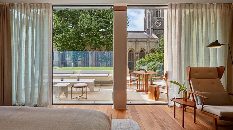 the berkeley grand terrace suite