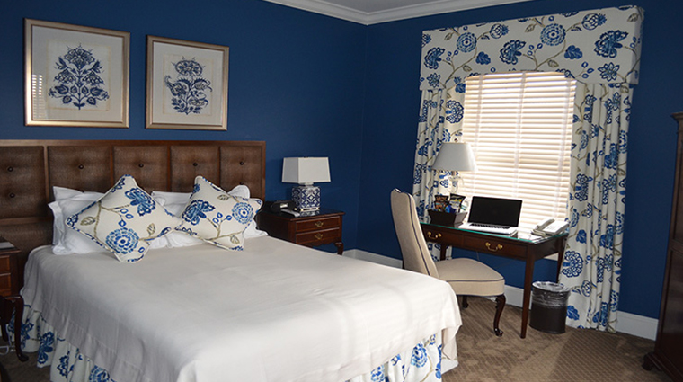 the bernards inn blue room