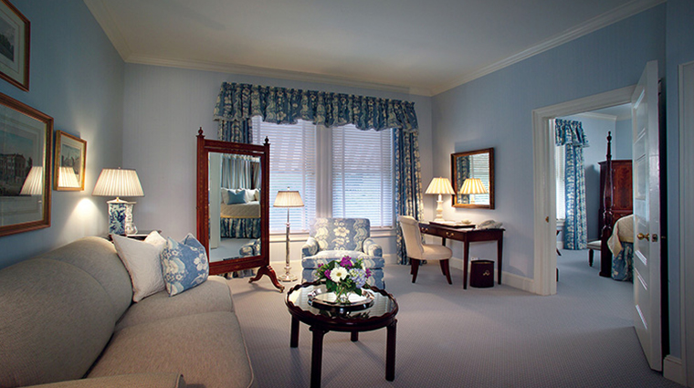 the bernards inn bridal suite