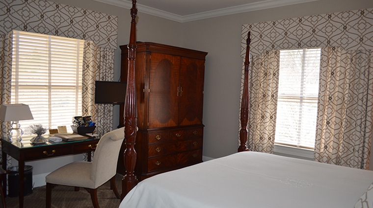 the bernards inn guest suite