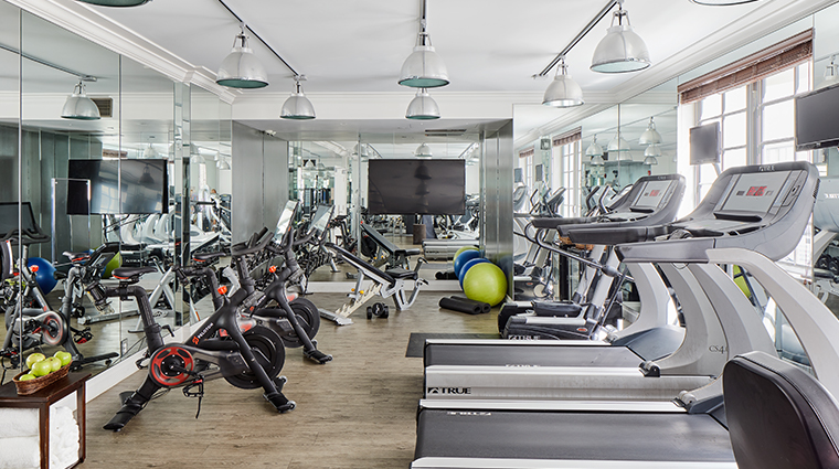 the betsy south beach fitness center