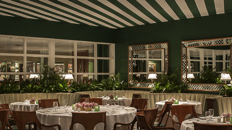 the beverly hills hotel Polo Dining Room