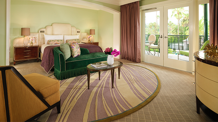 the beverly hills hotel presidential suite