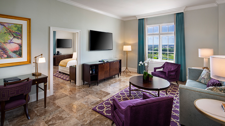 the biltmore new tower suite living room