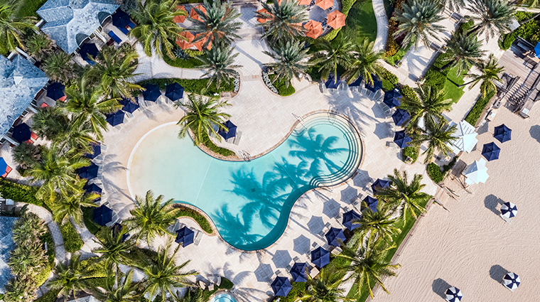 the breakers palm beach active pool